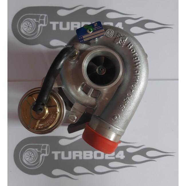 Turbosprężarka Peugeot...