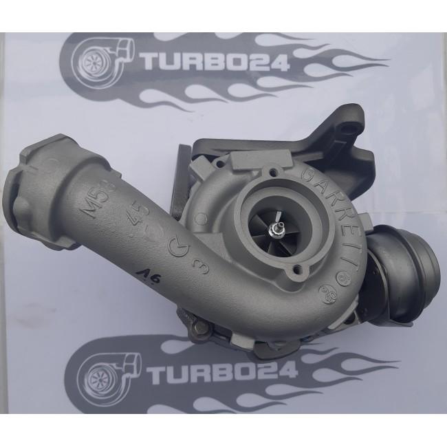 Turbosprężarka VW T5 2.5...