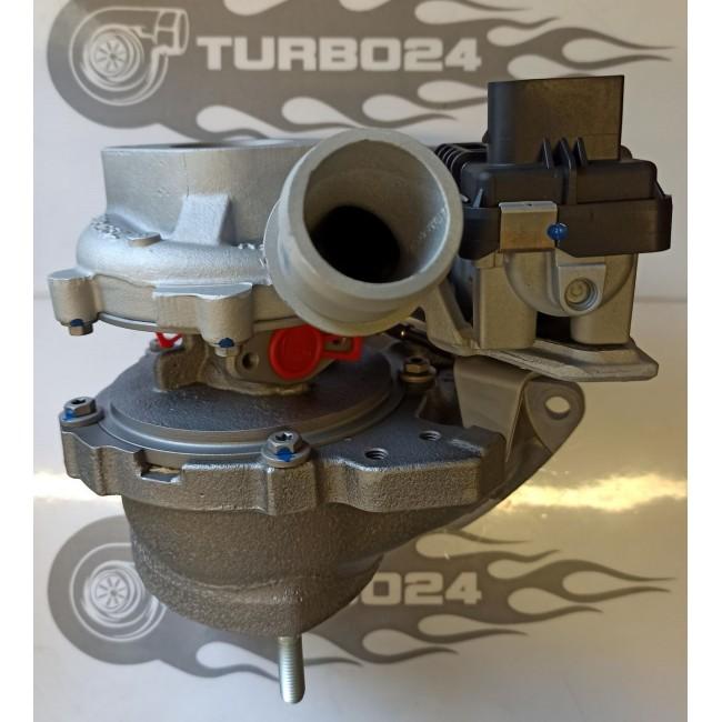 Turbosprężarka Ford Transit...