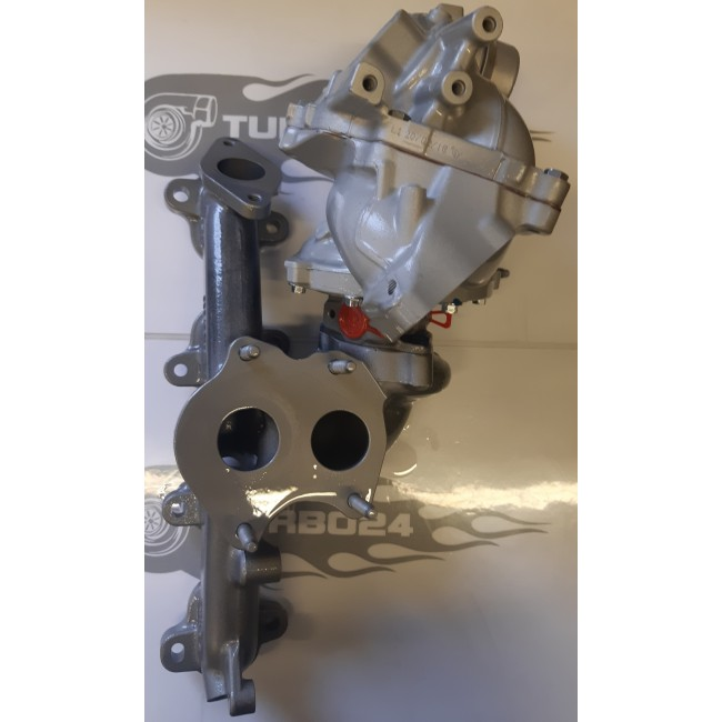 Turbosprężarka Nissan NV400...