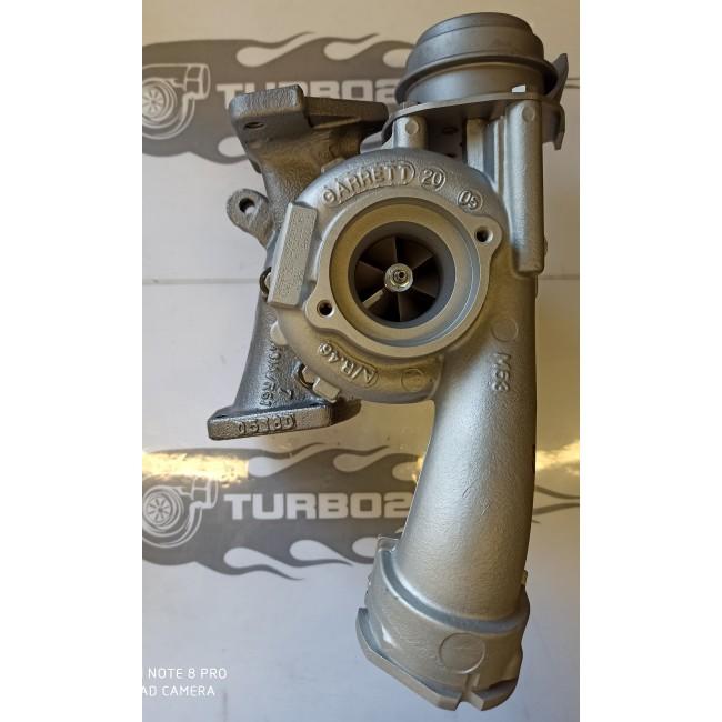 Turbosprężarka Volkswagen...
